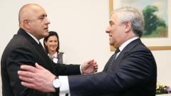 "Борисов убеждава Таяни да спре гласуването на пакета ""Мобилност"""