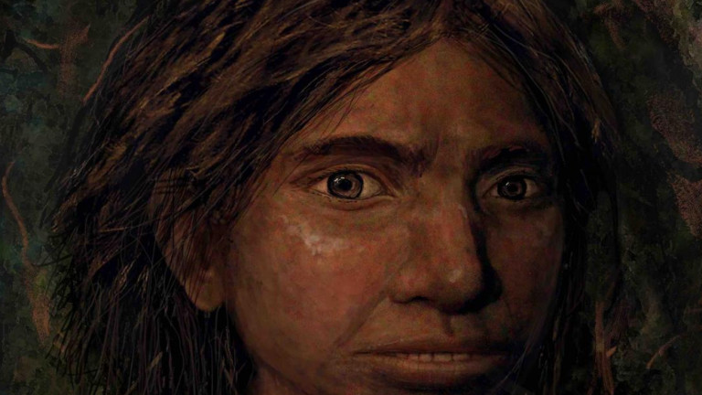 Изследователи в Израел твърдят, че са реконструирали скелета на праисторически
