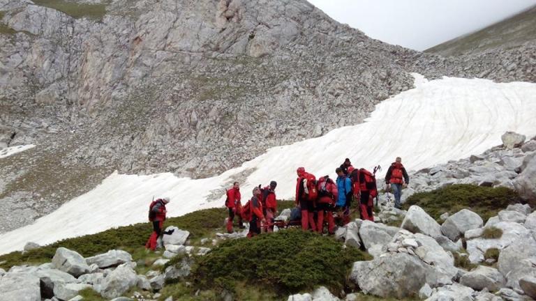 Откриха тялото на изчезнал турист в Стара планина