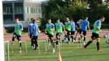 Черно море тренира без своите национали