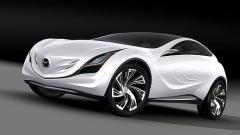 Mazda показа снимки на компактен кросоувър