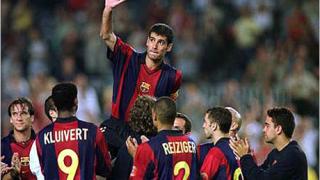 Гуардиола треньор на втория тим на Барселона