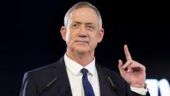 Палестина не вижда разлика между Ганц и Нетаняху