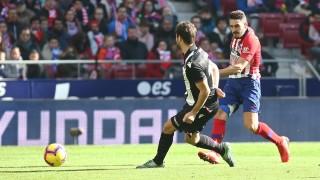 Атлетико (Мадрид) завърши сезона с равенство срещу Леванте