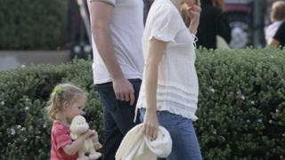 Дженифър Гарднър отново бременна?