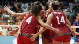 """""""Лъвиците"""" сразиха Испания и си резервираха място на осминафиналите на Евроволей 2021"""