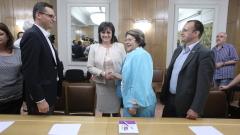 """И Движение 21 на Дончева се присъединява към БСП и АБВ за сваляне на """"модела ГЕРБ"""""""