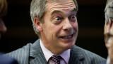 Фараж в ЕП: Никога няма да се върнем в ЕС
