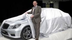 Под полата на новия Mercedes E63 AMG