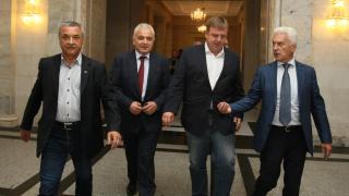 Патриотите очаквали повече подкрепа, готови са да преговарят за коалиция