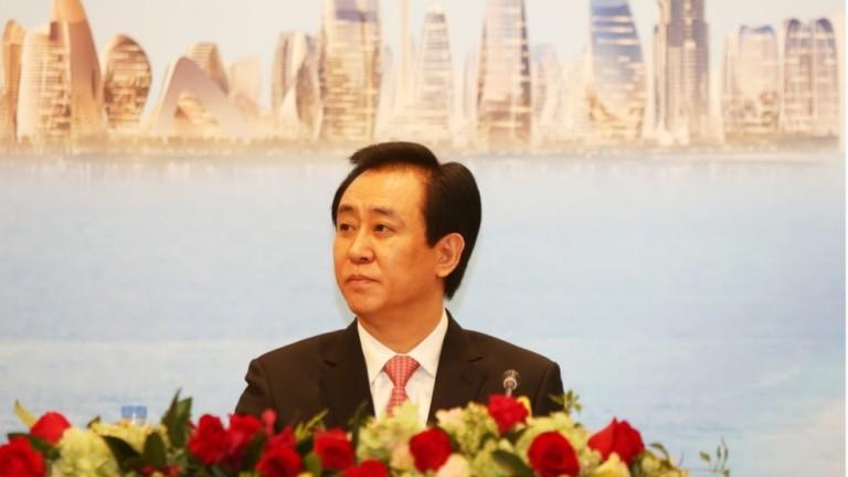 Гладът за имоти в Китай изстреля Хуи Ка Ян до върха