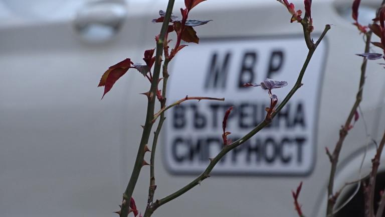 Арестуваха двама висши полицаи в София при операция на прокуратурата