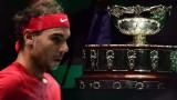 Рафаел Надал е изненадан, че е номер 1 в света