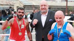 Министър Кралев и министър Кирилов бяха гости на боксов турнир между лишени от свобода