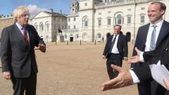 Джонсън ще работи с Байдън за защита на демокрацията и застрашения глобален ред