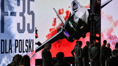 Полша подписа договор за F-35 със САЩ за $87 млн. на бройка