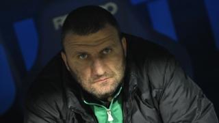 Костадин Ангелов: Не знам какви проблеми имат във Верея, но определено имат играчи...