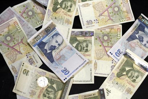Фалшиви банкноти хванаха в Благоевград