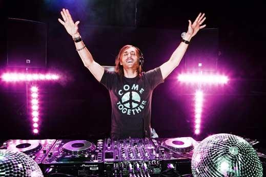Българин подгрява David Guetta в Ню Йорк