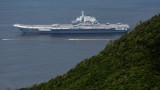Китай започва редовни учения с ударни групи самолетоносачи до Тайван