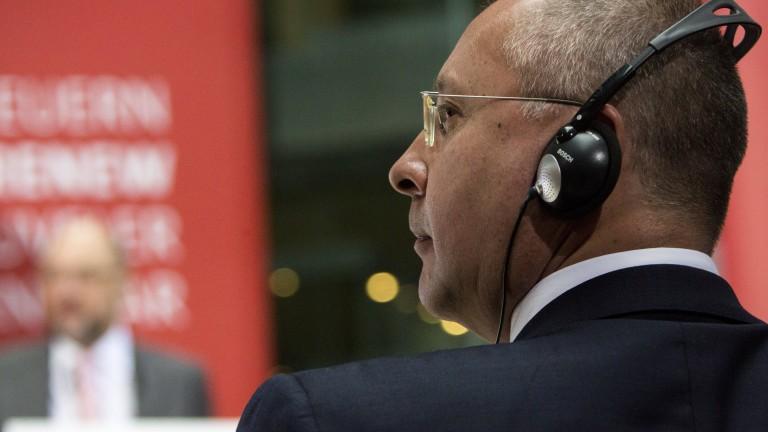 Станишев предупреди Жозеф Дол да внимава как определя българските социалисти