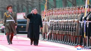 Ким Чен-ун събра политическите лидери на армията