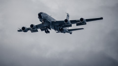 Американски разузнавателен самолет прелетя до границата на КНДР