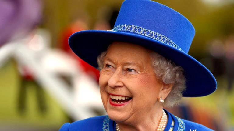 Какво закусва кралицата