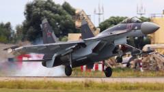 Русия преговаря с Турция за изтребители Су-35