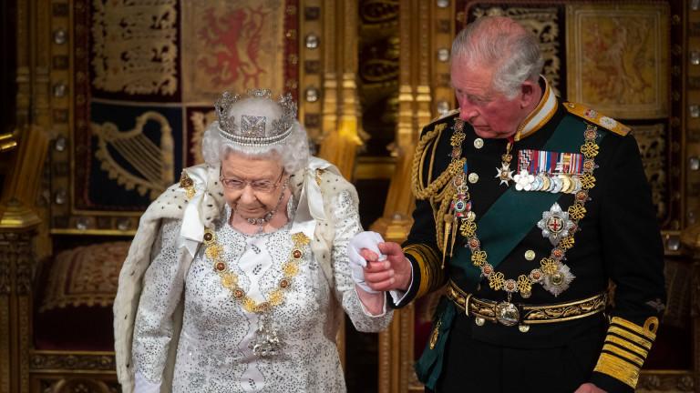 Кога Чарлз ще смени кралицата