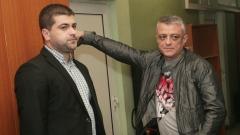 Арестуваха Бисер Миланов-Петното за хулиганство