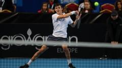 Александър Лазаров с нова победа в Белград