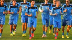 Левски тренира само с 12 футболисти