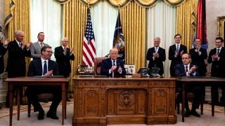 Решаването на спора около статута на Косово продължава в Брюксел