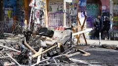 Сблъсъци между полиция и леви радикали в Берлин