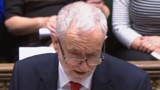 Корбин изпрати писмо на Мей с исканията на лейбъристите за Брекзит