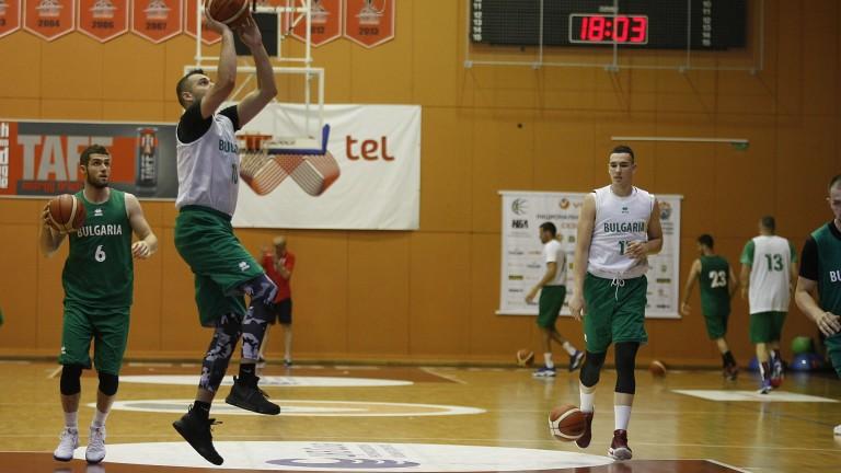 Баскетболните национали разбраха съперниците си по пътя към Евро 2021