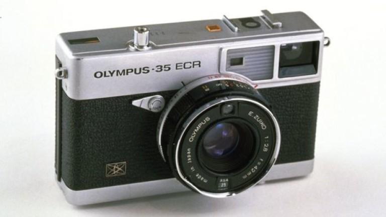 Японската компания Olympus създава първата си камера през 1936 г.,