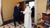 Тръмп вече е в Рим