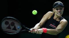 Резултати от четвъртината на Анжелик Кербер на дамския Australian Open