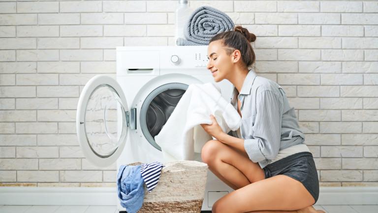 Как и защо да почистваме пералнята машина