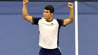 Испанецът Карлос Алкарас пише история на US Open