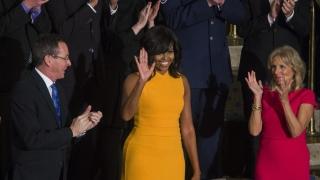Мишел Обама стана манекенка