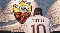 25 години, 250 гола, един отбор, едно голямо сърце: Франческо Тоти спира с футбола!