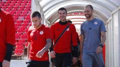 Бивш на ЦСКА получава титулярно място в халфовата линия на Верея