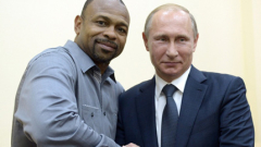 Легендарен боксьор от САЩ стана руски гражданин