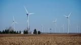 Шотландия произвежда ток от вятъра, достатъчен за близо 90% от домакинствата