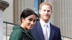 Ще бъде ли детето на Меган и Хари принц или принцеса