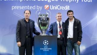 Купата на Шампионската лига гостува на Нова телевизия