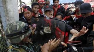 Червените ризи отново се събраха в Тайланд